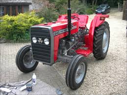 massey ferguson 240 restoration youtube