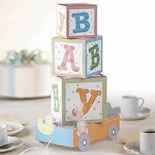 baby shower centerpiece building blocks baby shower centerpiece toys