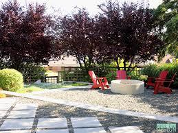 backyard firepit retreat