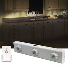 Wireless Under Cabinet Lighting With Remote by Wireless Led Under Cabinet Lighting Task Lighting Gallery