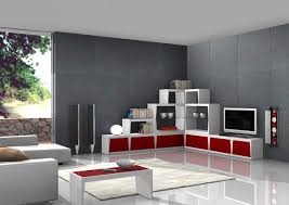Red Pictures For Living Room by Modern Living Room Designs That Use Corner Units Living Room