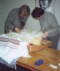prayer shawls from israel prayer shawl tallit info weaving prayer shawl
