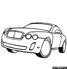 coloring pages drifting cars supercars and prototype cars coloring pages page 1