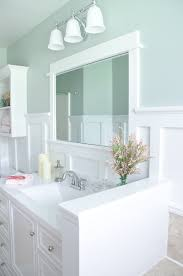 Lowes Bathroom Ideas Colors Lowe U0027s Bathroom Makeover Reveal The Golden Sycamore