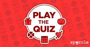 christmas quizzes and games