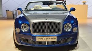 New Bentley Mulsanne Revealed Ahead Of Geneva 2016 Bentley Mulsanne Grand Convertible Due In 2017 Speed 6 Still In