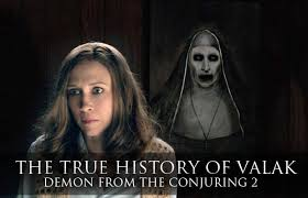 the real history of valak in the conjuring 2