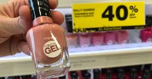 rite aid sally hansen complete salon manicure nail polish just