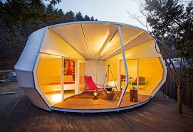 glamping glamorous camping tents in the midst of nature