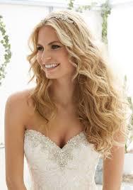 Wedding Dress Jobs Crystal Moonstone Beading On Tulle Wedding Dress Style 2817
