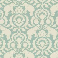 Home Decor Designer Fabric by Victoria Cut Velvet Fabric Bold Paisley Pattern Drapery Upholstery