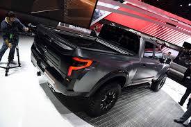 nissan titan detroit auto show 2017 nissan titan warrior concept video first look