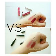 Eyeshadow Wardah Vs Makeover hanny only wardah matte vs make ultra high matte