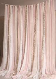 Cheap Photo Backdrops Rose Quartz Garland Rose Gold Wedding Backdrop 7 By Changesbyneci