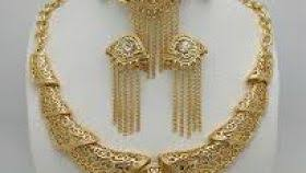 saudi arabia gold earrings gold necklace designs with price and weight in saudi arabia