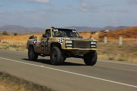 chevy baja truck street legal vintage off road rage the trucks of the 2015 mexican 1000