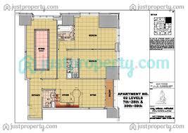 elite residence version 1 floor plans justproperty com