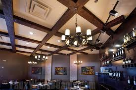 restaurant design ideas interior wood ceiling photos