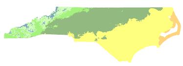 Growing Zone Map Haywood County North Carolina Hardiness Zones