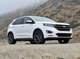 difference between ford fusion se and sel ford edge overview cargurus