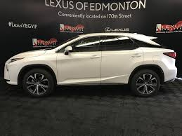 luxury lexus 2017 pre owned 2017 lexus rx 350 demo unit luxury package 4 door