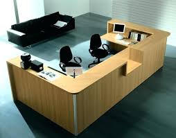 Two Person Reception Desk Two Person Reception Desk Exact Reception Desk Two Person