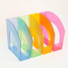 decoration ideas marvelous colorful plastic magazine shelves in