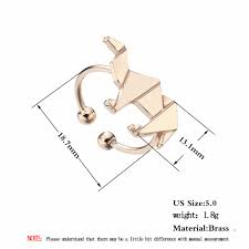 aliexpress buy new arrival 10pcs silver gold aliexpress buy kinitial new arrival 10pcs adjustable gold
