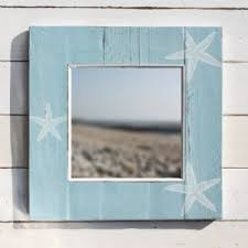 Coastal Bathroom Mirrors by The 25 Best Starfish Mirror Ideas On Pinterest Beach Style Wall