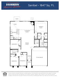 floor plans florida 45 d r horton home plan 5080 floor plan moreover lamar floor