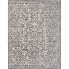 Black And White Floor Rug Floral Rugs You U0027ll Love Wayfair