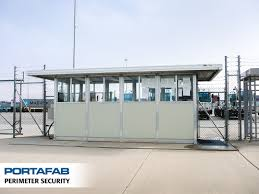 security booth guard booths portafab security booth guard booths portafab