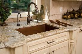 granite countertops for ivory cabinets design gallery of kitchen granite countertops lovetoknow