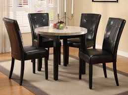 rustic round dining room tables dining room table sets leather chairs rustic round dining room