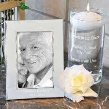 Personalized Pictures With Names Personalized Wedding Memorial Candles Vases Frames Crosses