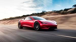 voiture de sport tesla dévoile sa voiture de sport roadster qui monte à 100km h