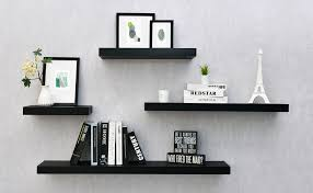 what of wood is best for shelves welland 36 inch black mission floating shelves for wall bathroom wall mount shelves wood modern display shelves book shelves for bedroom living