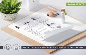Resum Cv Info Graphic Resume Cv Resume Templates Creative Market