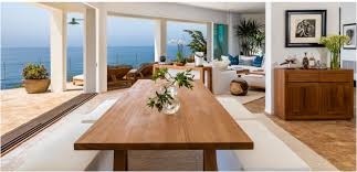 Cindy Crawford Dining Room Furniture Super Model Or Super Remodeler Cindy Crawford U0027s Malibu Flip