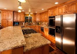 new kitchen island new kitchen island stock image image of condo decorate 9898073