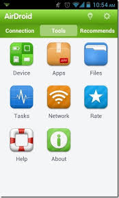 airdroid apk airdroid update adds screen capture more android