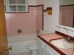 retro pink bathroom ideas 4x4 pink bathroom tile ideas and pictures