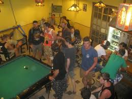 Free Pool Tables Free Pool Table Picture Of The Hangout Bar Da Lat Tripadvisor