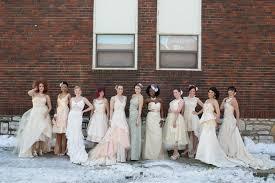eco wedding gowns at kansas city fashion week bridaltweet