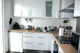 plan de table cuisine plan de travail amovible pour cuisine de travail noir table