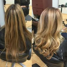 Ash Blonde Highlights On Brown Hair Color Correction Foil Highlighting Ash Dark Brown Natural Base To