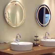 wall mirrors illuminated wall mirrors for bathroom lighted bath