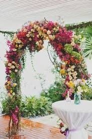 wedding arches singapore magical bali wedding on a floating stage aldi and juliana