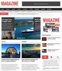 19 news html 5 themes u0026 templates free u0026 premium templates