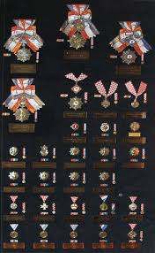 orders decorations and medals of croatia
